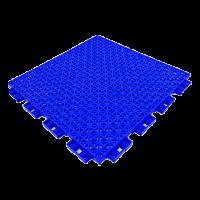 Interlocking floor tiles FX01 blue FX01 blue