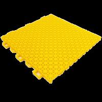 Interlocking floor tiles FX01 yellow