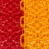 Interlocking floor tiles FX03 4
