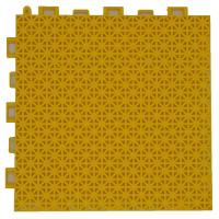Interlocking floor tiles FX02 yellow