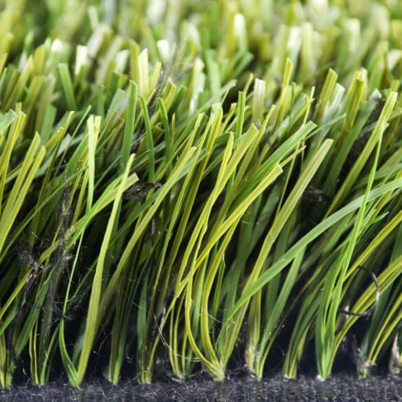 bicolor soccer synthetic turf