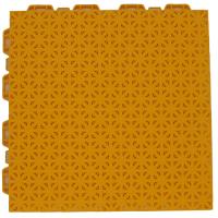 interlocking floor tiles FX04 yellow