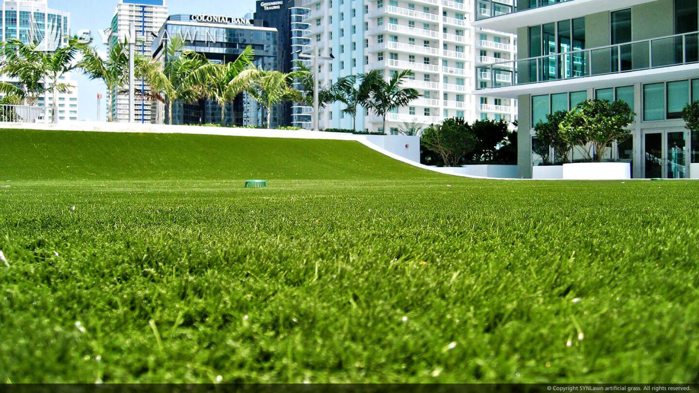 landscaping turf application