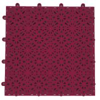 modular floor tiles FXA1 red