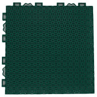 modular floor tiles FXRJ-Royal green