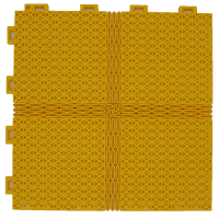 modular floor tiles FXSS SM yellow