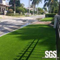 spring-natural artificial grass
