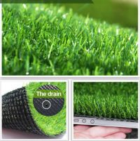 synthetic grass spring
