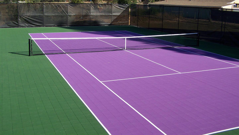 Tennis Court Fuxuan Flooring